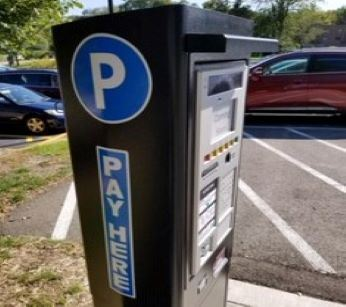 New Parking Kiosks 2019